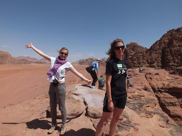 Desert Camping Wadi Rum