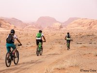 Jordan Bike Wadi Rum to Aqaba