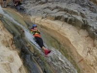 Wadi Mujib Slide
