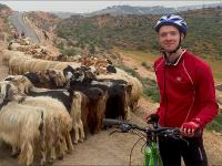 Andy the shepherd