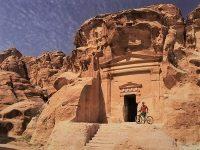 Jordan Bike trail-Petra