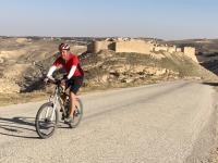 Jordan Bike trail-Shobak
