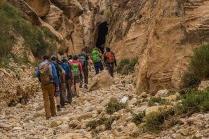 Dana To Petra hike