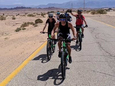 Cycling Tour Jordan