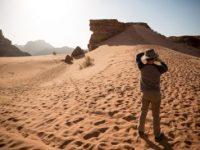 Photographer Wadi Rum