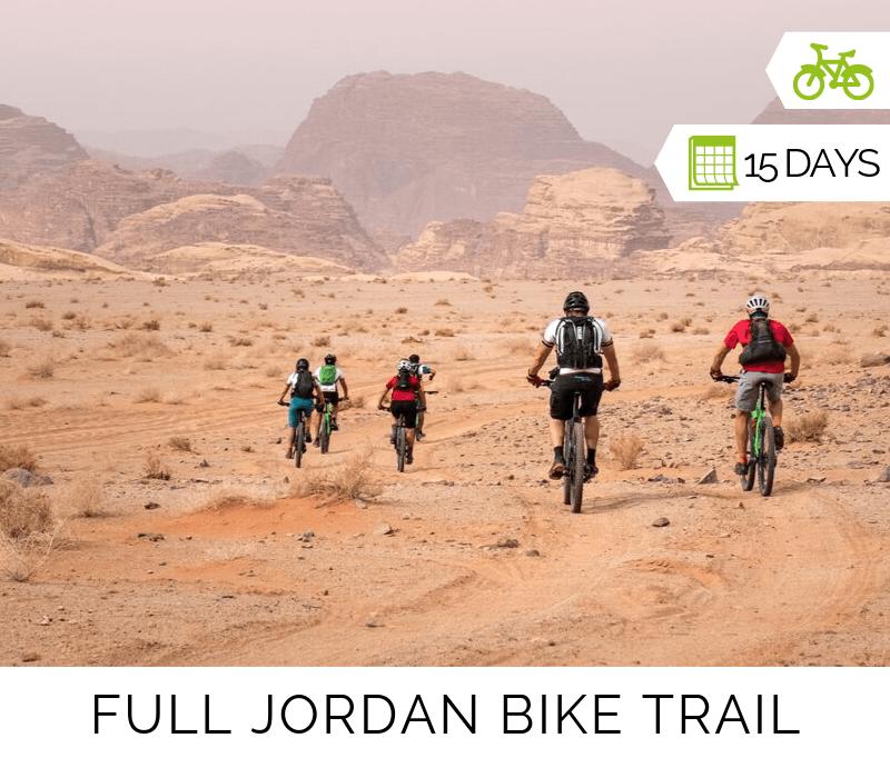 Full Jordan Bike Trail - Bike Tours
