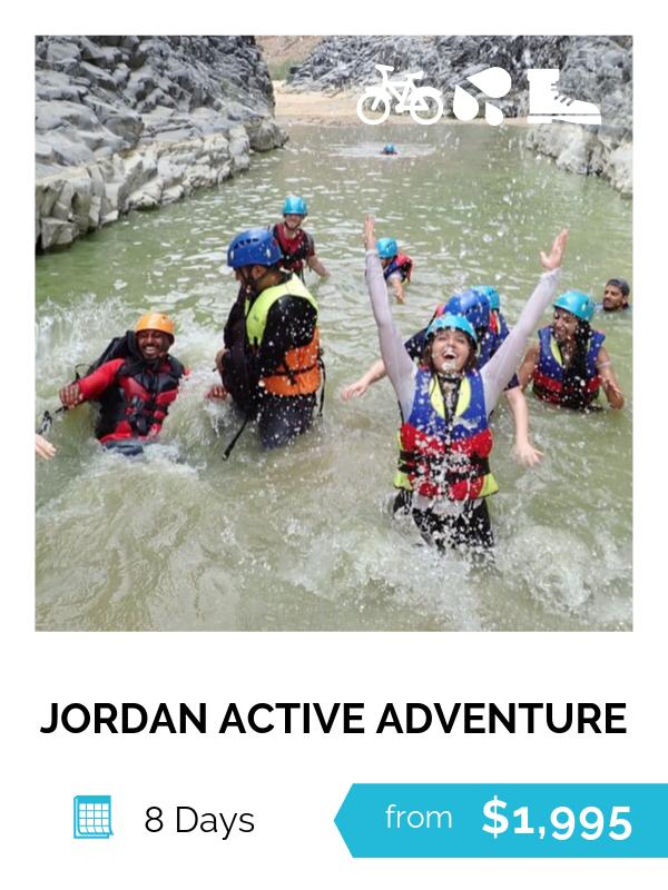 Tours Jordan Active Adventure Group Portrait2