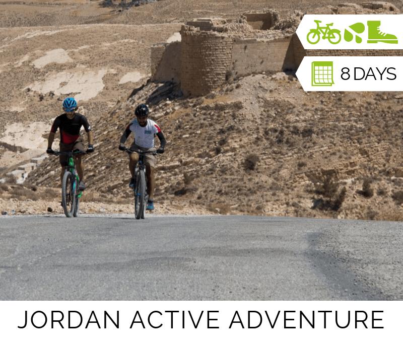 Tours Jordan Active Adventure Cycling 1