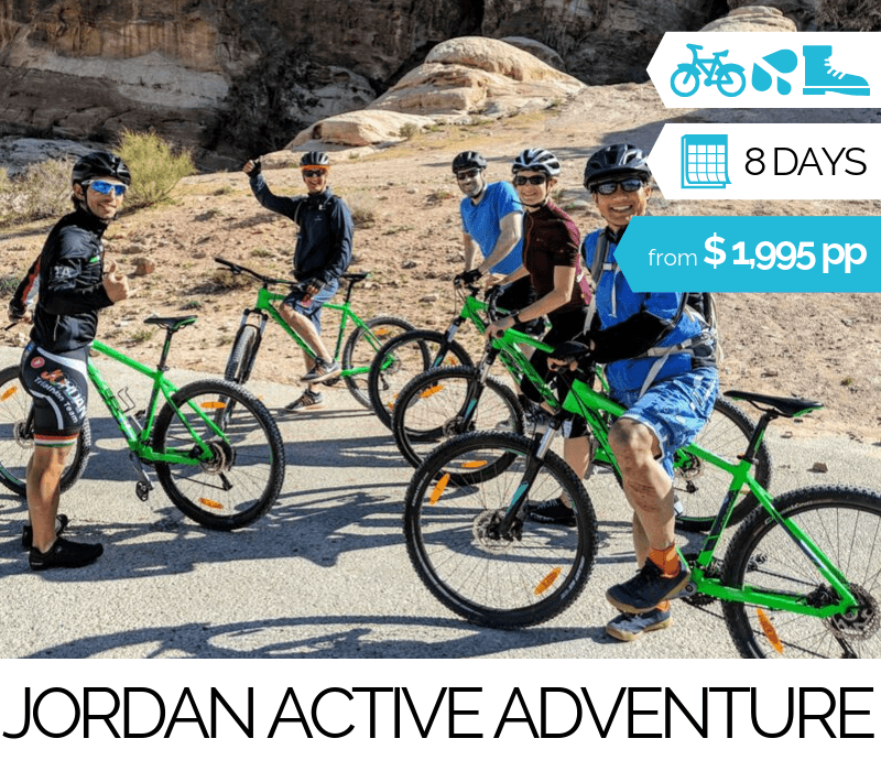 Tours Jordan Active Adventure Group Cycling2