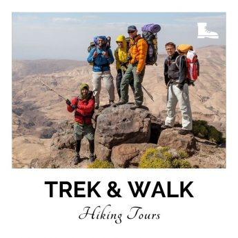 Trek & Walk; Hiking Tours