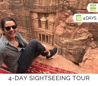 4-Day Sightseeing Tour in Jordan. See Petra & More