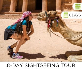 8-Day Sightseeing Tour in Jordan. See Petra & More