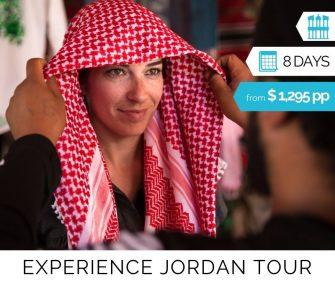 Experience Jordan Tour (Group). See Petra & More