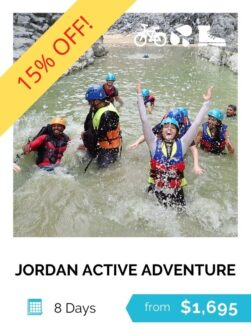 Tours_Jordan Active Adventure Group_Portrait - 15% Off