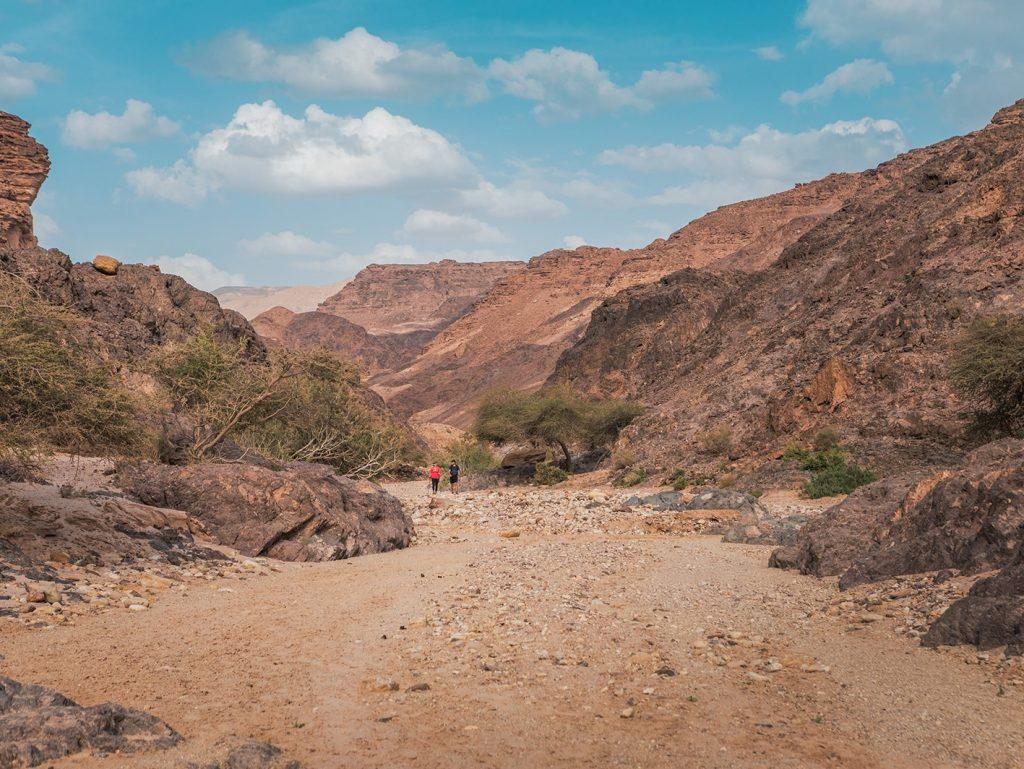 Petra to Wadi Rum 2
