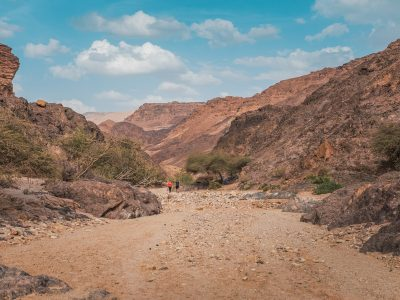 Petra to Wadi Rum - 2